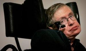 Stephen Hawking | Bruno Vincent/Getty Images