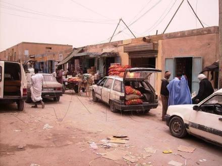 إرتفاع أسعار المواد الإستهلاكية في سوق نواذيبو